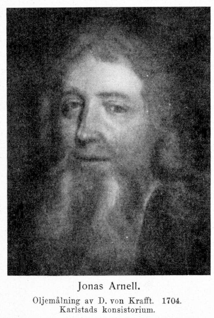 Jonas Laurentii Arnell