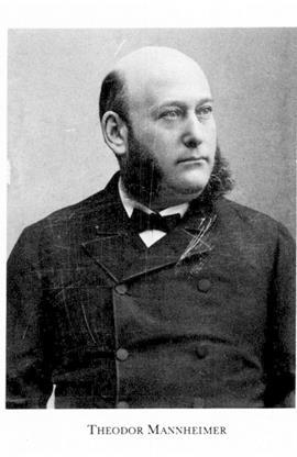 Image result for Theodor Mannheimer