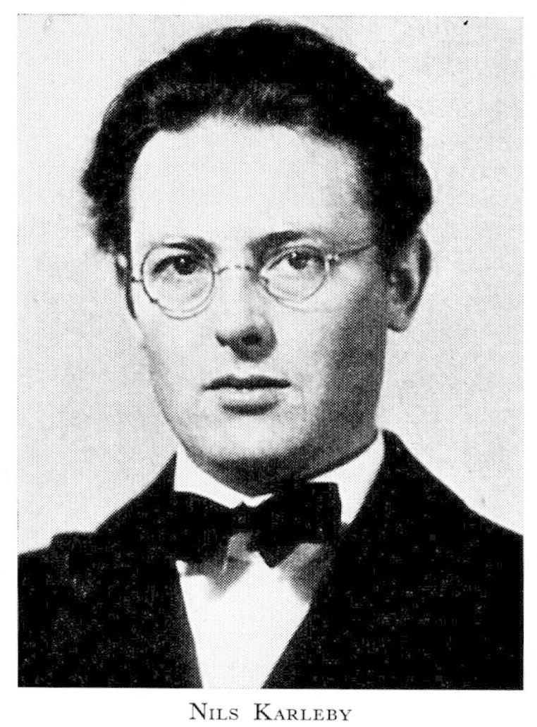 Nils Karleby