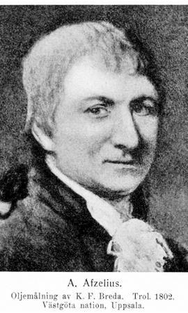 Adam Afzelius