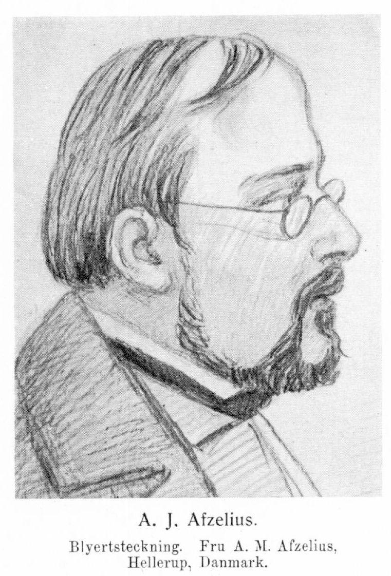 Anders Johan Afzelius - Svenskt Biografiskt Lexikon