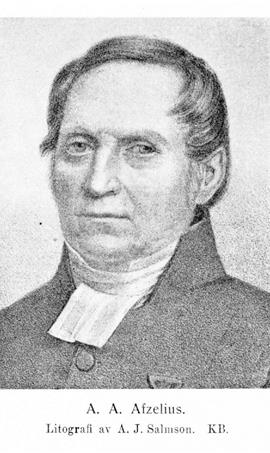 A August Afzelius