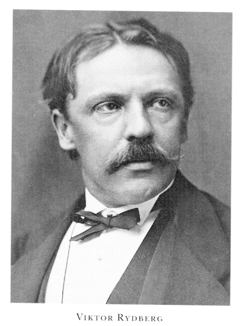 Viktor Rydberg net worth
