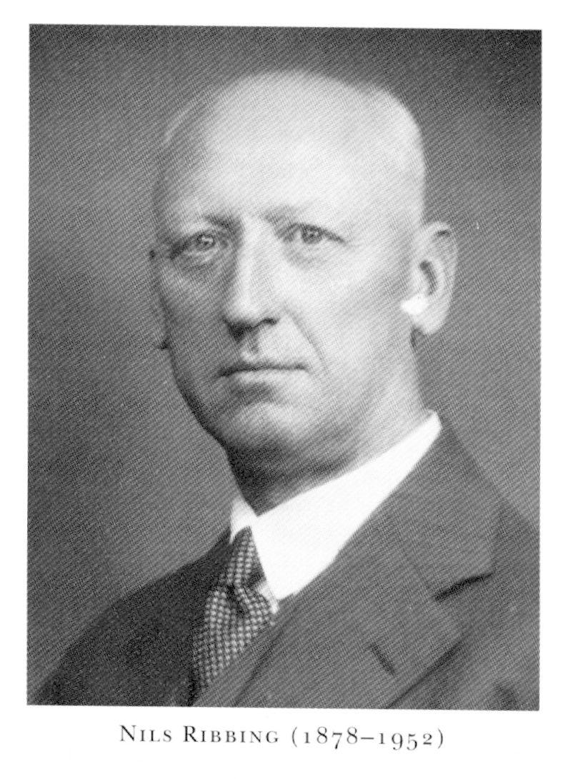 Lennart rodhe dog vid sin hustrus sida